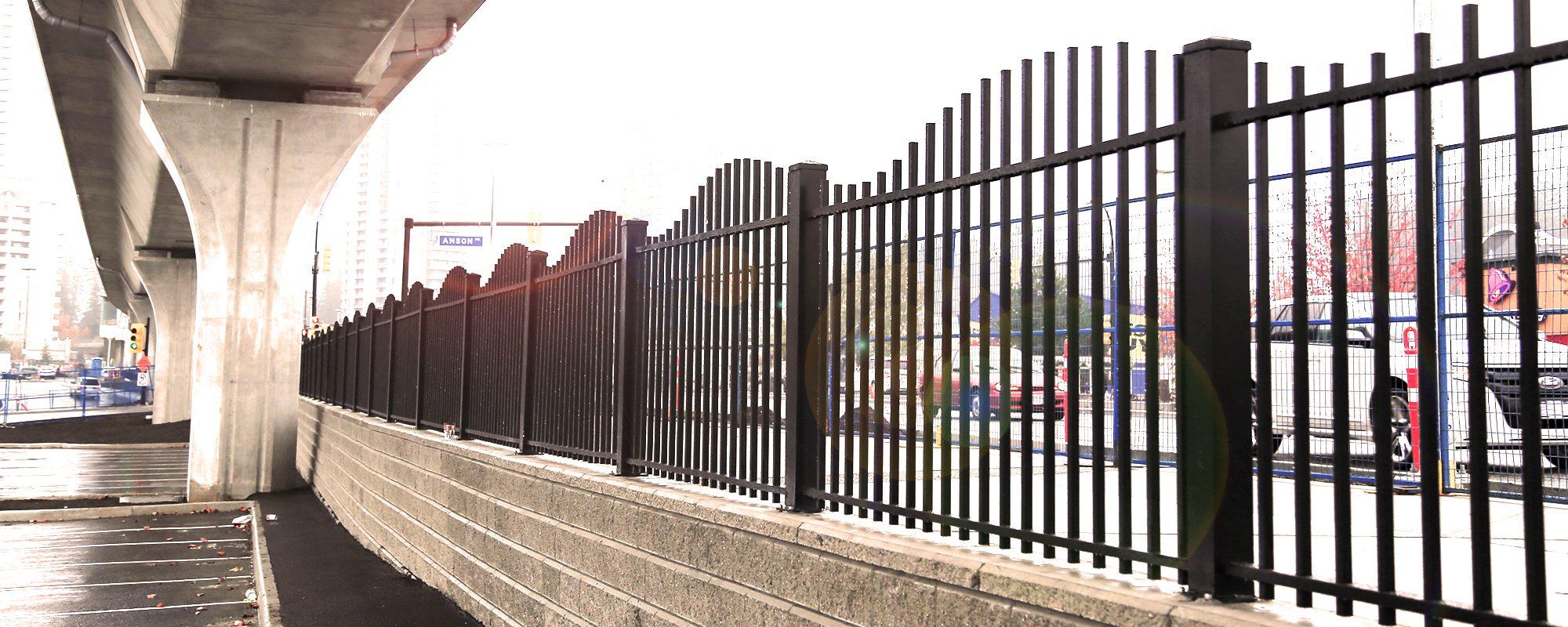 ABC Aluminum & Patio Covers   Aluminum Fences